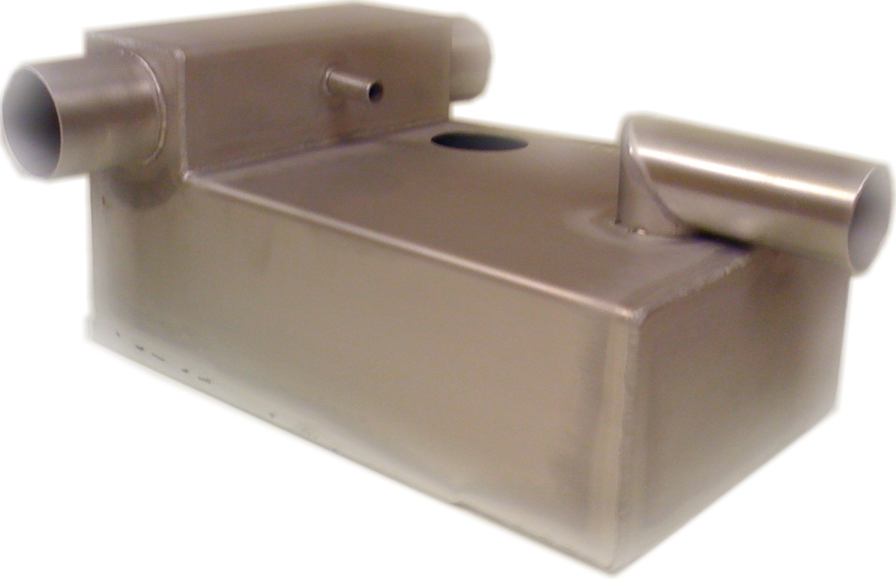 2 Litre Buffer Box