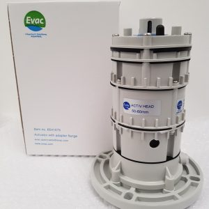 Activator with adaptor flange (7ltr and 10ltr units)