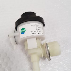 Water valve for Evac 90 toilet