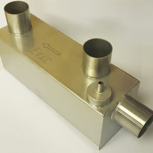 Stainless Steel Buffer Box