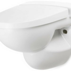 Evac 900 910 Wall Mounted Toilet Bowl Only