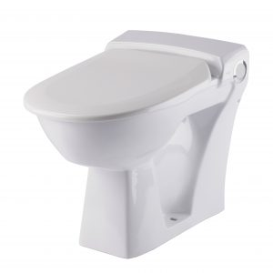 Evac 910 Floor Mounted Toilet Bowl Only Scaled